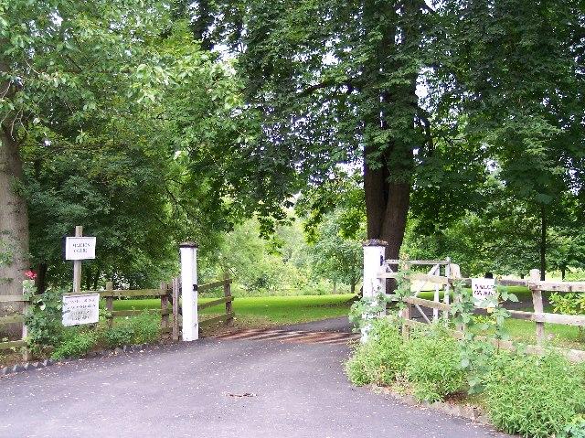 Western Gates to Mathon Court