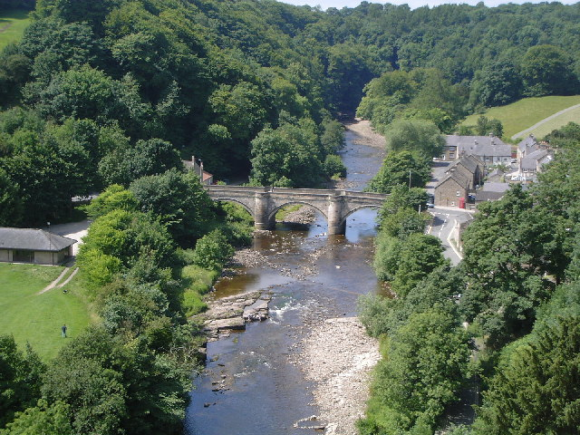 Richmond & River Swale