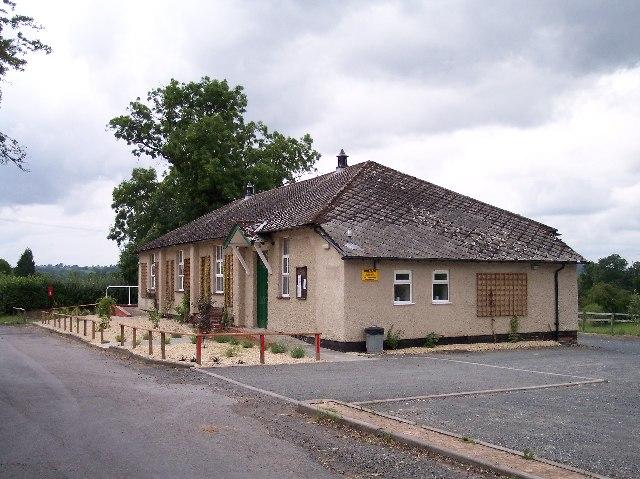 Mathon Village Hall, Lane End