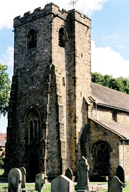 Church of St Mary and All Saints Whalley