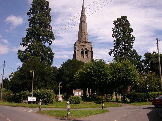 St Peter's Church Grandborough