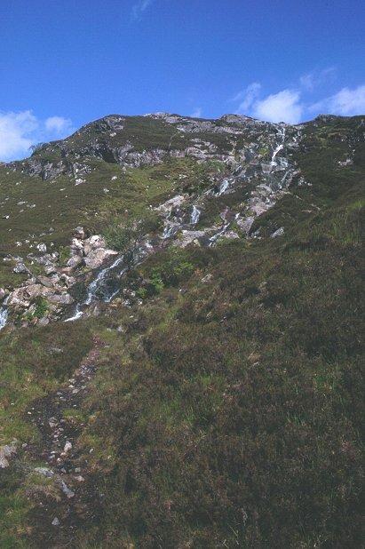 Allt Loch Sruban Mora