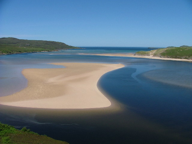 Kyle of Durness, looking North