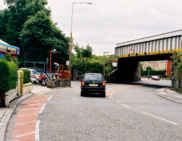 Skew Bridge, Blackburn