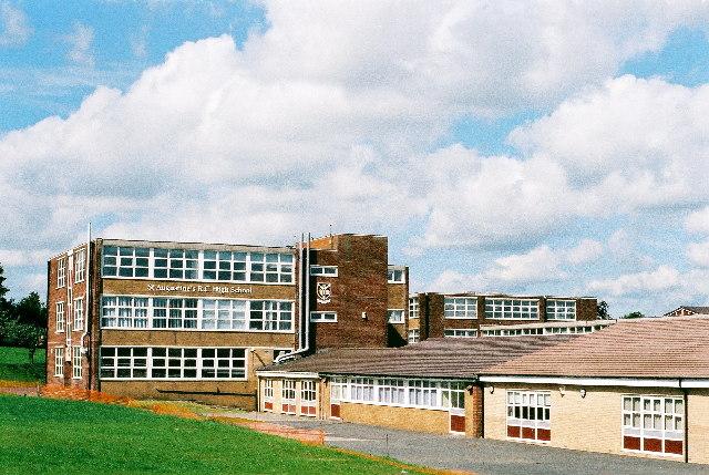 St Augustine's School. Billington