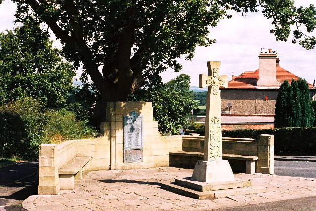 War Memorial, Billington