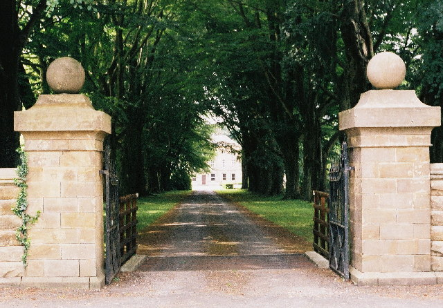 Gateway to Standen Hall