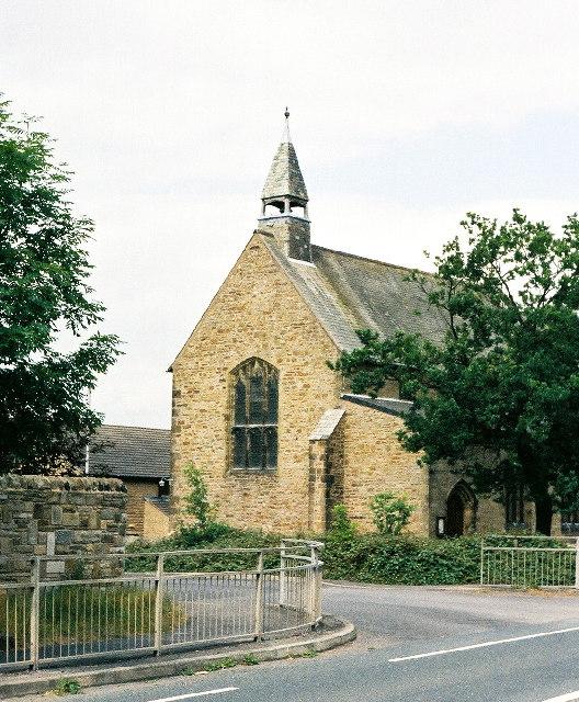 St Leonard's Church, Langho