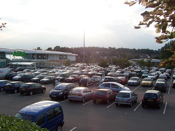 Asda, Queslett