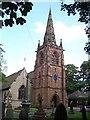 SP0495 : Great Barr parish church by Adrian Bailey