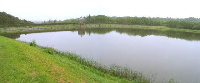 Upper Lliedi Reservoir, Swiss Valley, Llanelli