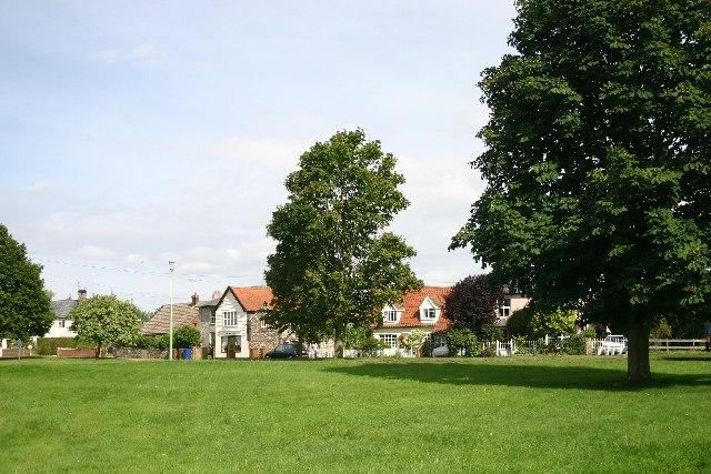 Barrow village green
