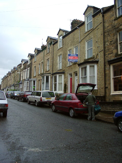 Regent Street, Lancaster