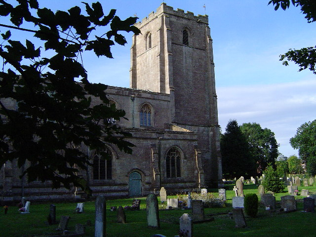 St Guthlacs church, Fishtoft