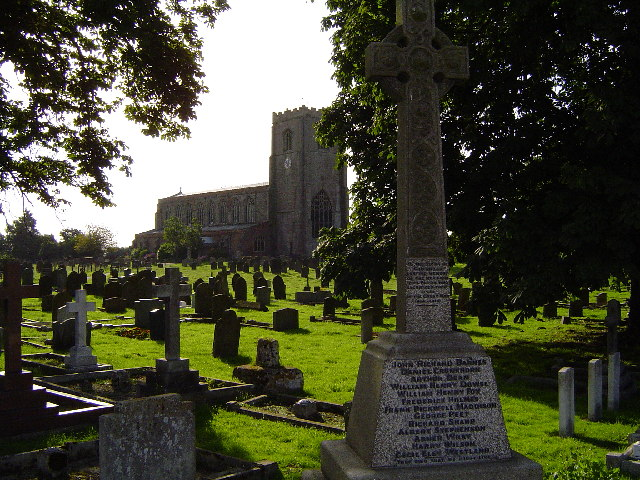 Freiston church