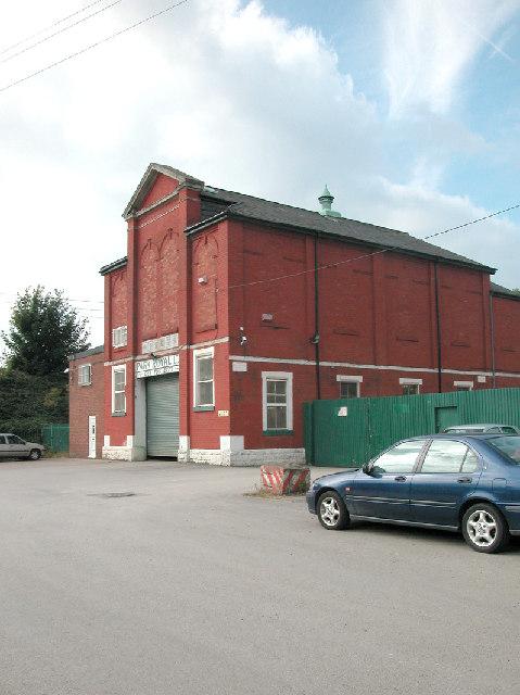 The former Zion Methodist Church Warth
