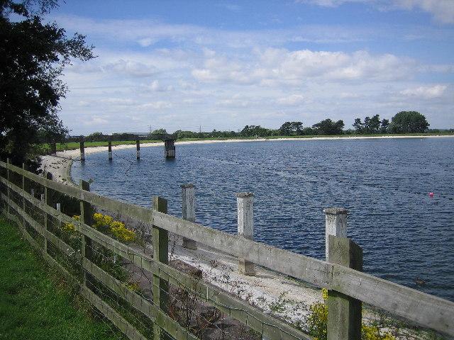 Shustoke reservoir