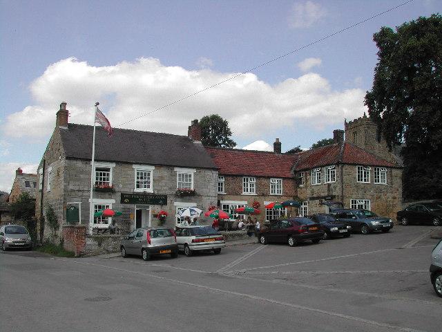 Kilburn, North Yorkshire