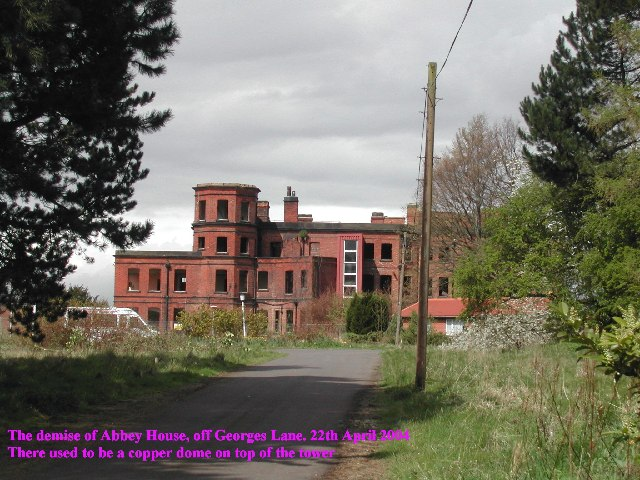 The demise of Abbey House
