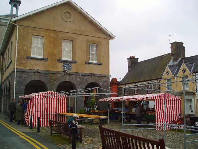 Llandovery Town Hall