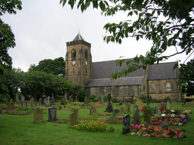 Emmanuel Church, Shelley