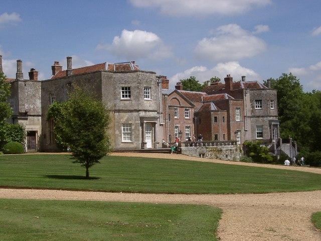 Mottisfont Abbey, near Romsey, Hampshire