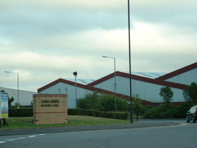 Oaklands Business park