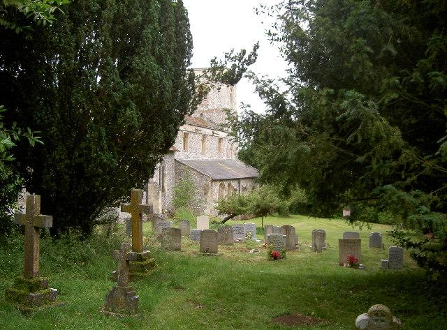 Figheldean Parish Church graveyard
