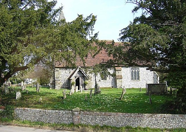 St James' Church, Heyshott