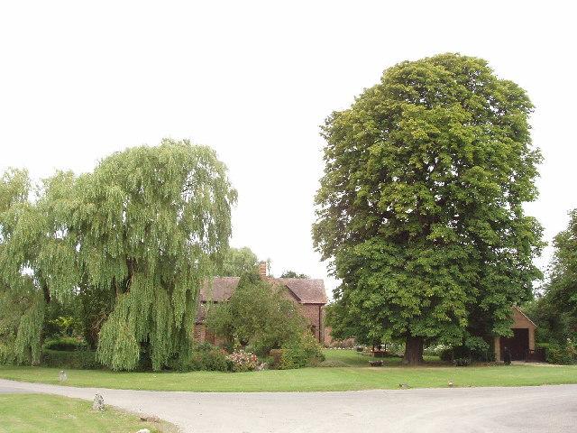 Ilmer village green