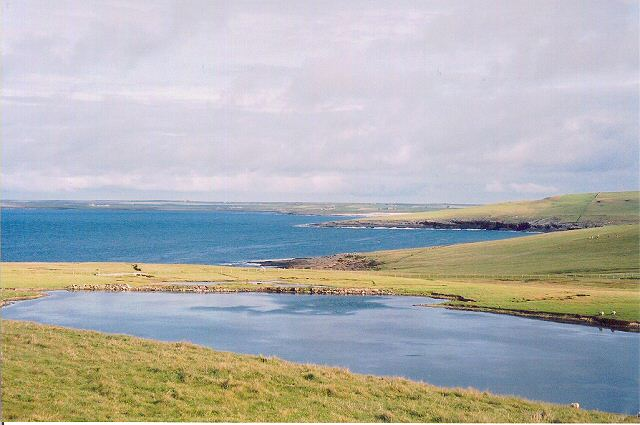 Loch of the Stack, Westray