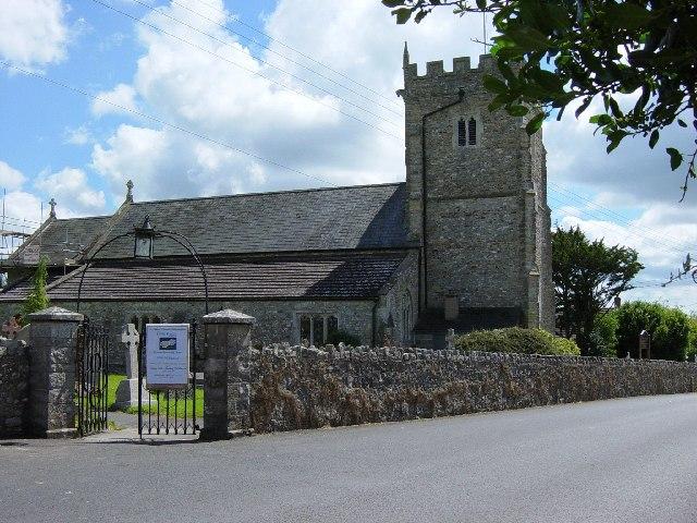 Kilmington Church, Devon