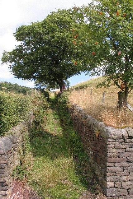 Elbow Lane, Luddenden