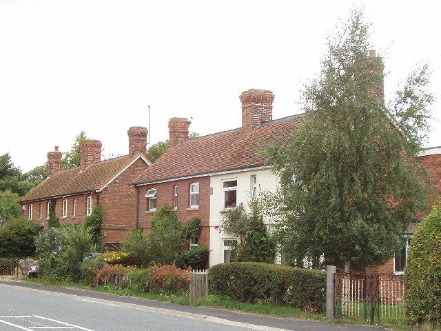 Houses in Kingsey