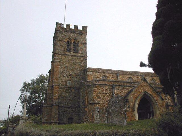 Ravensthorpe Parish Church