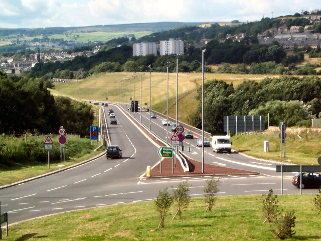 Cottingley Roundabout