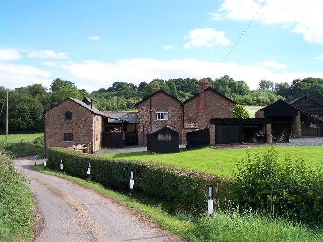 Tanhouse Farm, Ridgeway Cross