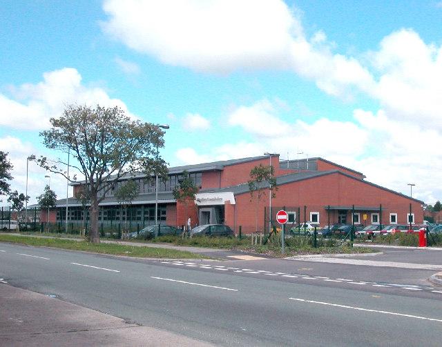 Police Divisional Headquarters