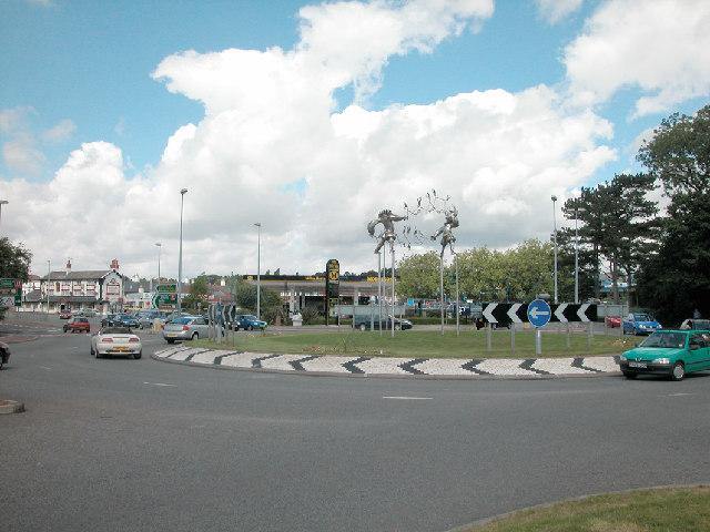Bache Roundabout