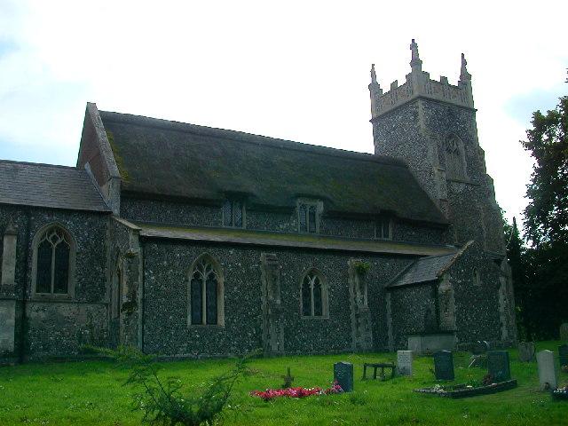 All Saints Church, Beighton