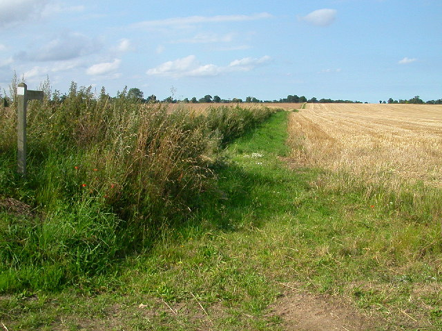 Bridleway from Cantley to Beighton
