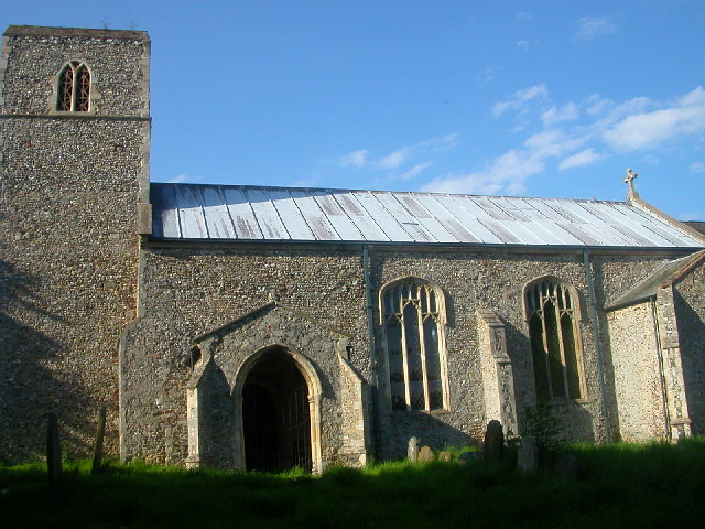 St Margaret's Church, Cantley