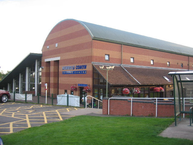 Newbold Comyn Leisure Centre