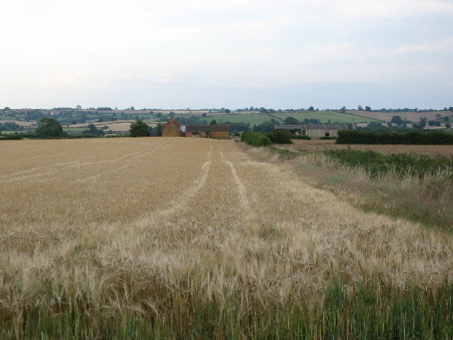 Sherricliffe Farm, near Eaton