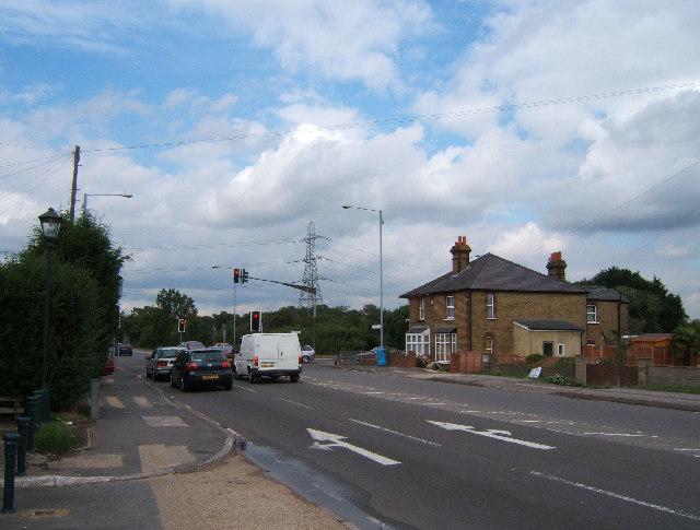 Crossroads at Malden Rushett