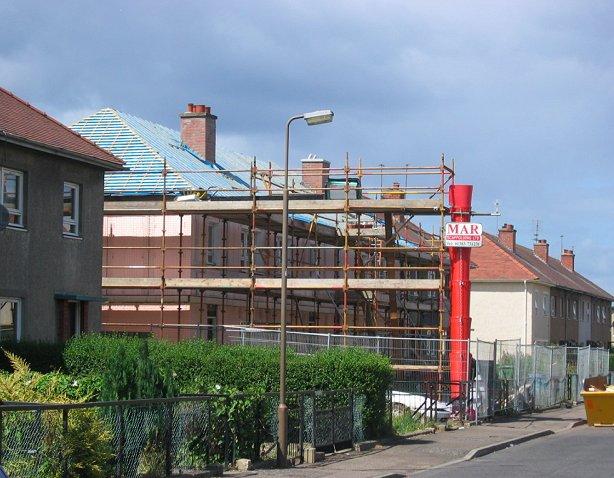 Refurbishing housing stock