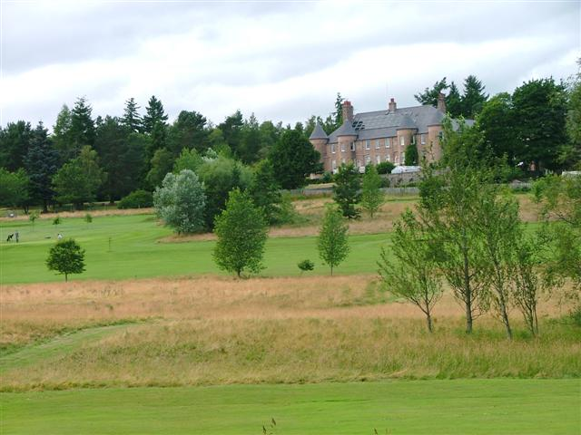 Alastrean House Overlooking Tarland Golf Course