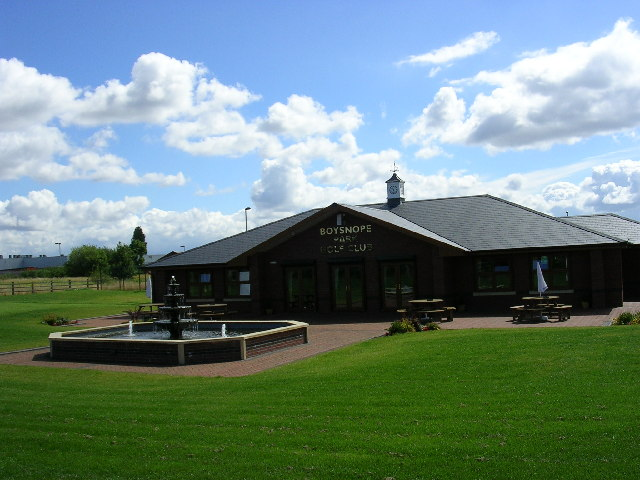 Boysnope Park Golf Club