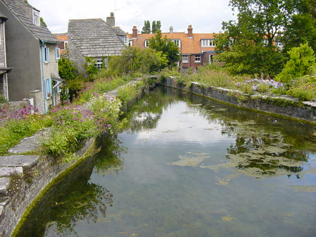 The Mill Pond,    Swanage