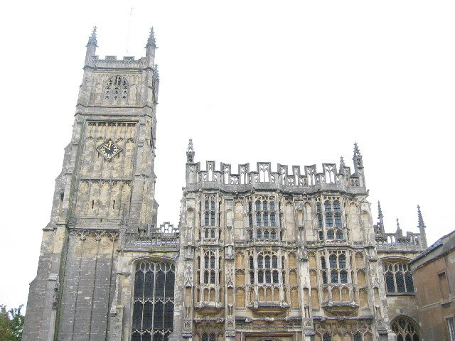 Cirencester Parish Church